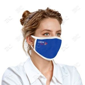 3 Layers of Fabric Reusable Cotton Face Mask- US STOCK